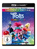Trolls World Tour (4K Ultra HD) (+ Blu-ray 2D) [Alemania] [Blu-ray]