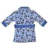 CERDÁ LIFE'S LITTLE MOMENTS Batitas de Bebé Niño Mickey-Licencia Oficial Disney, Azul, 12M para Bebés