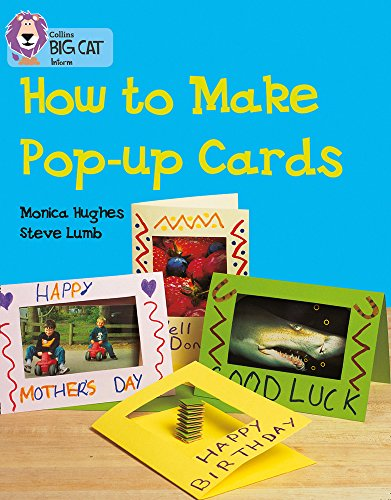 How to Make a Pop-Up Card (Collins Big Cat)の詳細を見る
