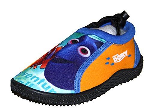 Dynamic24 NEOPREN Nemo Dori Kinder Aquaschuhe Badeschuhe Wasserschuhe Schwimmschuhe Schuhe (EUR 28)