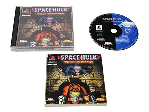 SPACE HULK - Venegance of the Blood Angels - (PSX - Playstation)