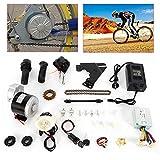 MINUS ONE Kit de conversión para Bicicleta eléctrica, 350 W, 24 V, Controlador para Bicicleta DIY, Accesorios de Bicicleta, 22 – 28 Pulgadas
