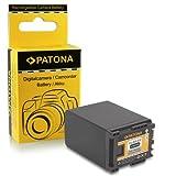Batería BP-828 / BP828 para Canon Camcorder HF-G30 | XA20 | XA25 - LEGRIA HF-G10 | HF-G20 | HF-G25 | HF-G30 | HF-M30 | HF-M31 | HF-M32 | HF-M40 | HF-M41 | HF-M300 | HF-M301 | HF-M400 | HF-S10 | HF-S11 | HF-S1400 - [ Li-ion; 2670mAh ; 7.4V ]