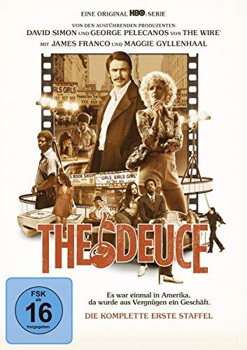 The Deuce: Die komplette 1. Staffel [DVD]