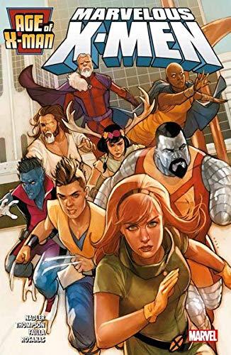 Age of X-Man: Marvelous X-Men