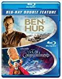Ben Hur / Ten Commandments Blu-ray Double Feature