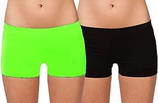 Women's Short Length Slipshort Dance Short