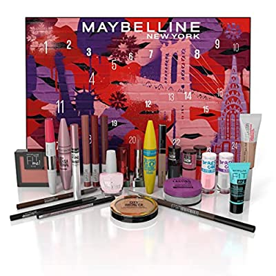 Maybelline New York Calendario