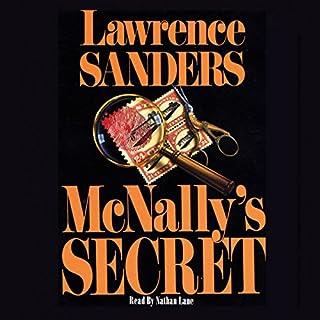 McNally's Secret audiobook cover art