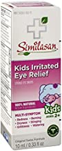 Similasan Kids Irritated Eye Relief Drops, 0.33 Ounce(Packaging may vary)