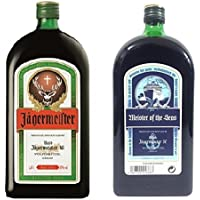 Jägermeister Master of the Seas Herb Liqueur - 1000 ml