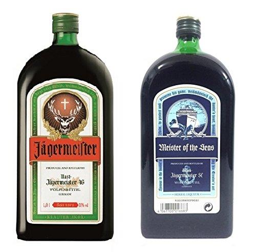 Jägermeister Master of the Seas Herb Liqueur - 1000 ml