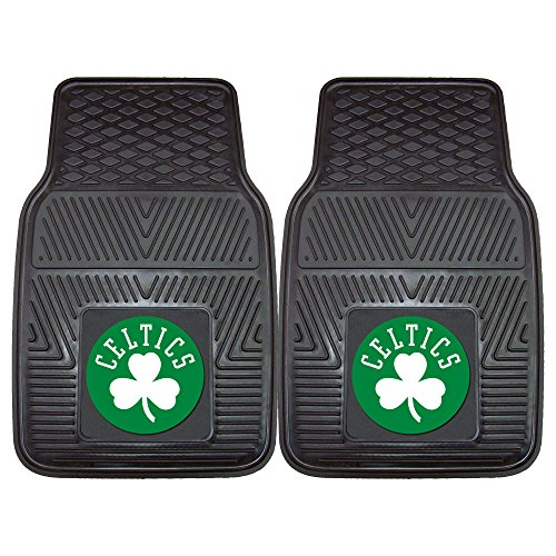 FANMATS - 9209 NBA Boston Celtics Vinyl Heavy Duty Car Mat 18'x27'