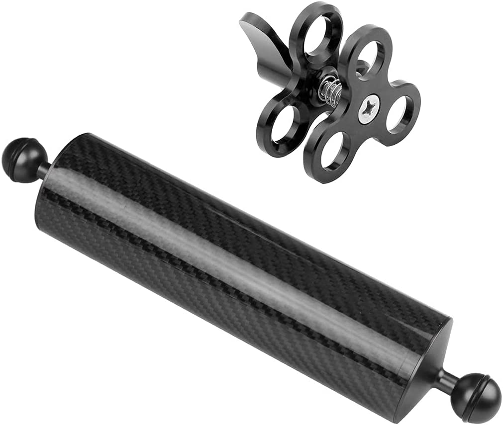XT-XINTE D60mm Carbon Fiber Float Buoyancy Today's only 12 Arm inch D We OFFer at cheap prices Aquatic