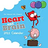Heart and Brain 2021 Wall Calendar