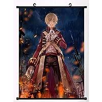 アニメヘタリアマンガウォールスクロールリールポスター家の装飾ファンがアートギフトを集める16x24inch / 40x60cm