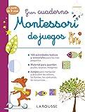 Gran cuaderno Montessori de juegos