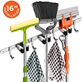 Mop And Broom Holder Evers