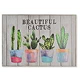 D,casa - Tapa de Contador diseño Cactus Iris