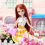 Lihgfw Traum Stern Garderobe Puppe Set Große Geschenk-Box Kinder-Bildungs-Intelligence Development Spielzeug-Spiel-Haus-Puppe Mädchen-Prinzessin Spielzeug