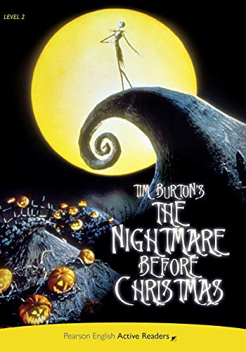 Level 2: Nightmare before Christmas Book and Multi-ROM with MP3 Pack (Pearson English Active Readers)