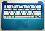 SZYJT New for HP Stream 13-C 13-C000 13-C100 13-C020NR 13-C010NR 13-C010CA 13-C002DX 13-C009sa 13-C050SA 13.3' US Keyboard palmrest 791433-001