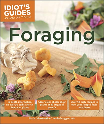 Foraging: Over 30 Tasty Recipes to Turn Your Foraged Finds into Feasts (Idiot's Guides) by [Mark Vorderbruggen]
