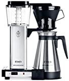 Technivorm 79112 KBT Coffee Brewer, 40 oz, Polished Silver