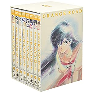 """きまぐれオレンジ☆ロード The Series テレビシリーズ DVD-BOX"""""""