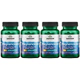 Swanson Pregnenolone - Super Strength 50 mg 60 Caps 4 Pack