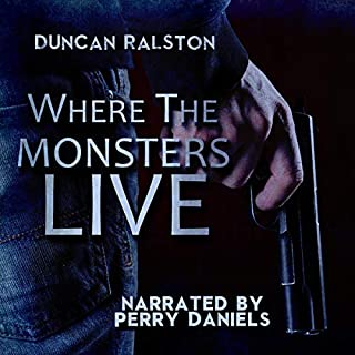 Where the Monsters Live cover art
