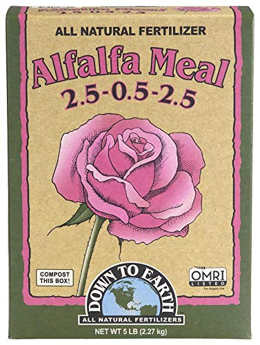Alfalfa Meal - Excellent Soil Conditioner