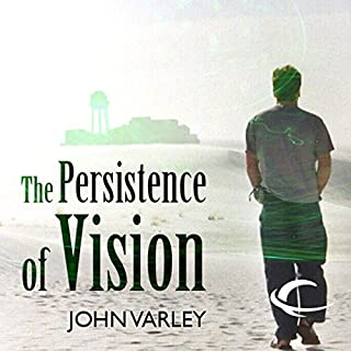 The Persistence of Vision  audiobook cover art