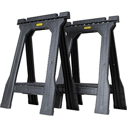 Stanley STST60952 Jr Folding Sawhorse (2-Pack)