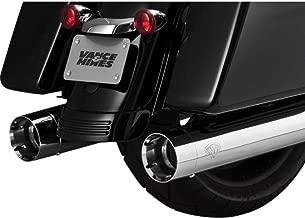 Vance & Hines 17-19 Harley FLHX2 Titan 450 Slip-On Exhaust (Chrome with Chrome Tips)