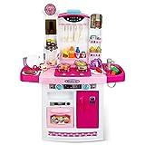 Spielzeug Baby pädagogisch Mädchen Jungen Küche Kochen Set Obst Gemüse Tee Spielset Spielzeug...