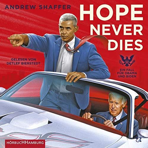 Hope Never Dies (German version) cover art