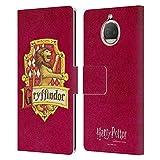 Head Case Designs Officiel Harry Potter Gryffindor Crête Sorcerer's Stone I Coque en Cuir à...
