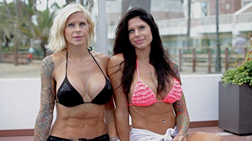 Surgery Obsessed Sisters Have Matching Modified Bodies