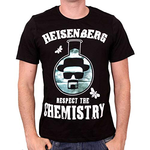 FDS Tshirt Breaking Bad - Respect The Chemistry