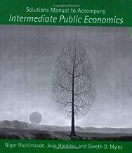 Best intermediate public economics solutions Reviews
