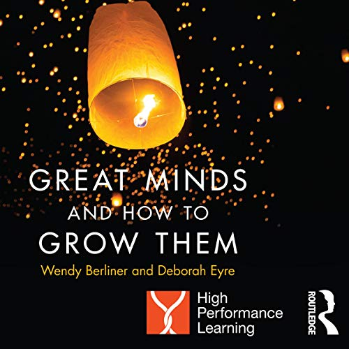 Great Minds and How to Grow Them audiobook cover art