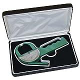 Plicometro Lange Skinfold Caliper Pinza per Misuratore di Grasso Corporeo