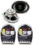 C5-570X - JL Audio 5'x7' 2-Way Evolution Series Coaxial Speakers