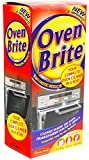 Ofen-Reinigungsset, 500 ml, 1 x Tasche, 1 x Flasche und Handschuhe im Lieferumfang enthalten, Ofenreiniger für gebläseunterstützte Öfen, Haushaltsöfen – wie Oven Pride