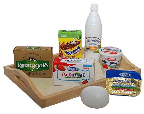Tanner 03192  - Gama de productos lácteos y otros comestibl