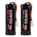 GOLDBAT 5000mAh 7.2V NiMH Battery with Tamiya...