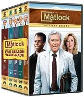 Matlock: Five Season Pack [DVD] [Import]