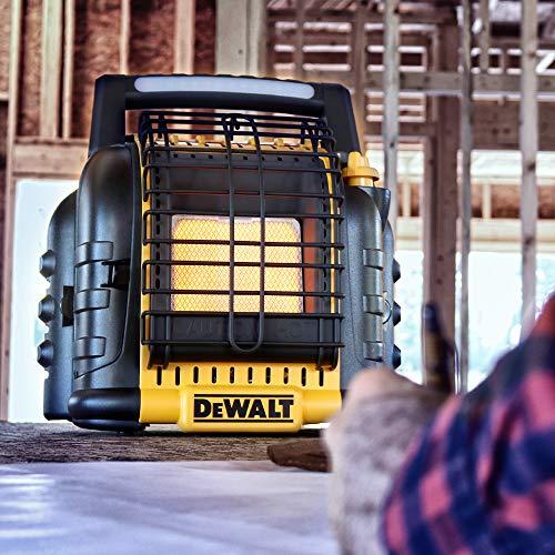DEWALT DXH12B Portable Heater, Yellow