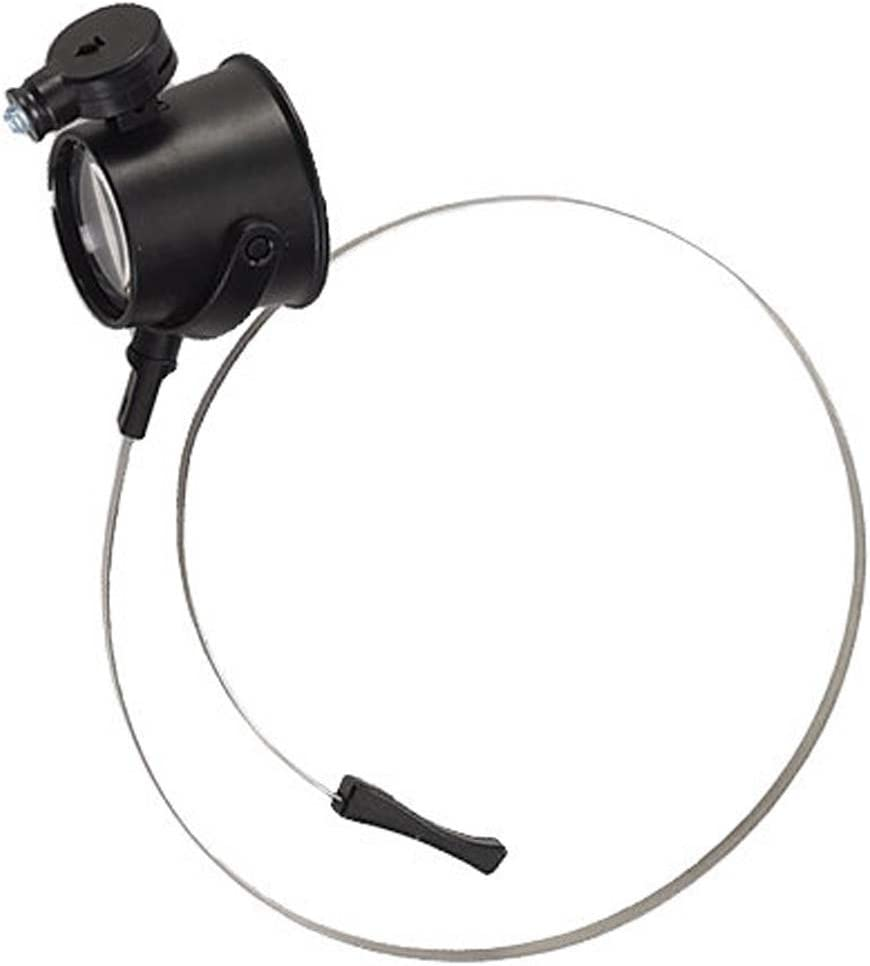 MAXIMIZE Max 44% OFF Jeweler's 5X Eye Loupe LED Tampa Mall with Llight Wrap-Around Me